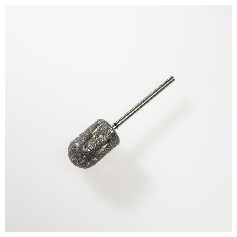 Diamantni brusni nastavek twister za pedikuro