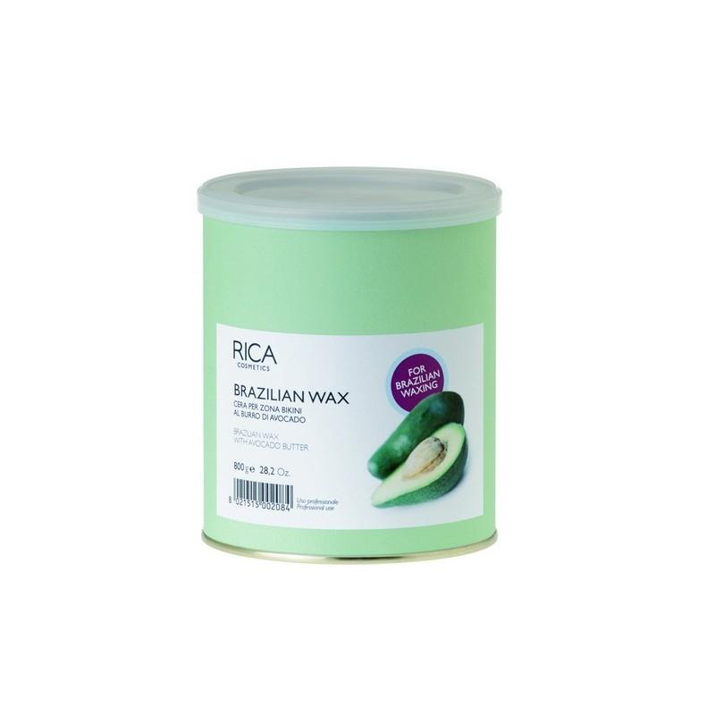 Vosek brazilska depilacija RICA avocado 800 ml