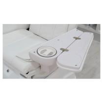 Pedikerski hidravlični stol