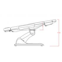 Kovinska spatula - loparček za nanos voska